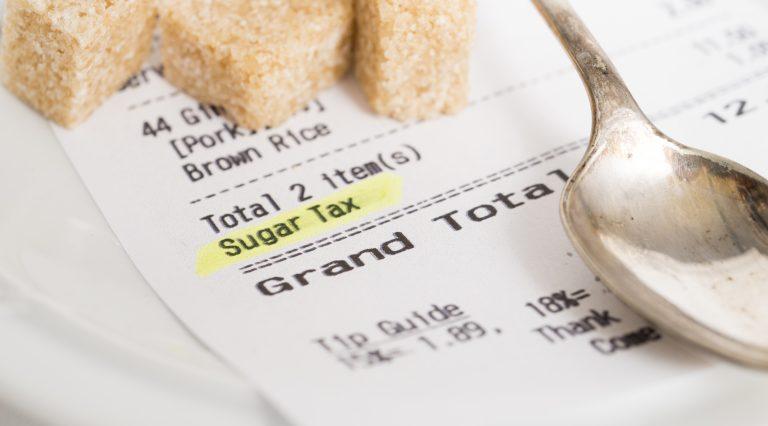 01.01.2021: Sugar tax